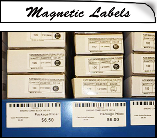 Magnetic Lables