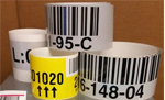 custom cutting magnets with UPC label